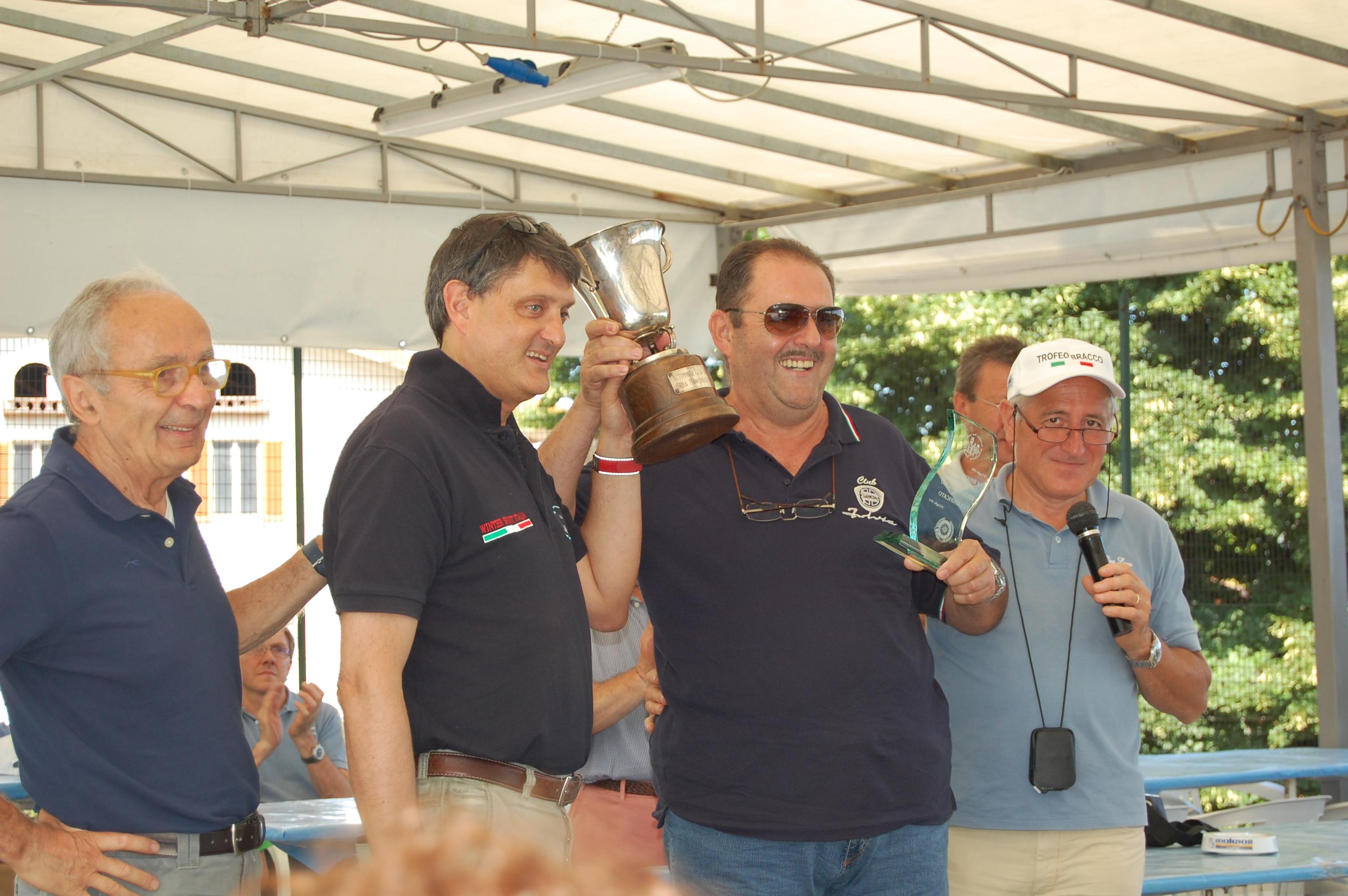 trofeo bracco i vincitori 2012