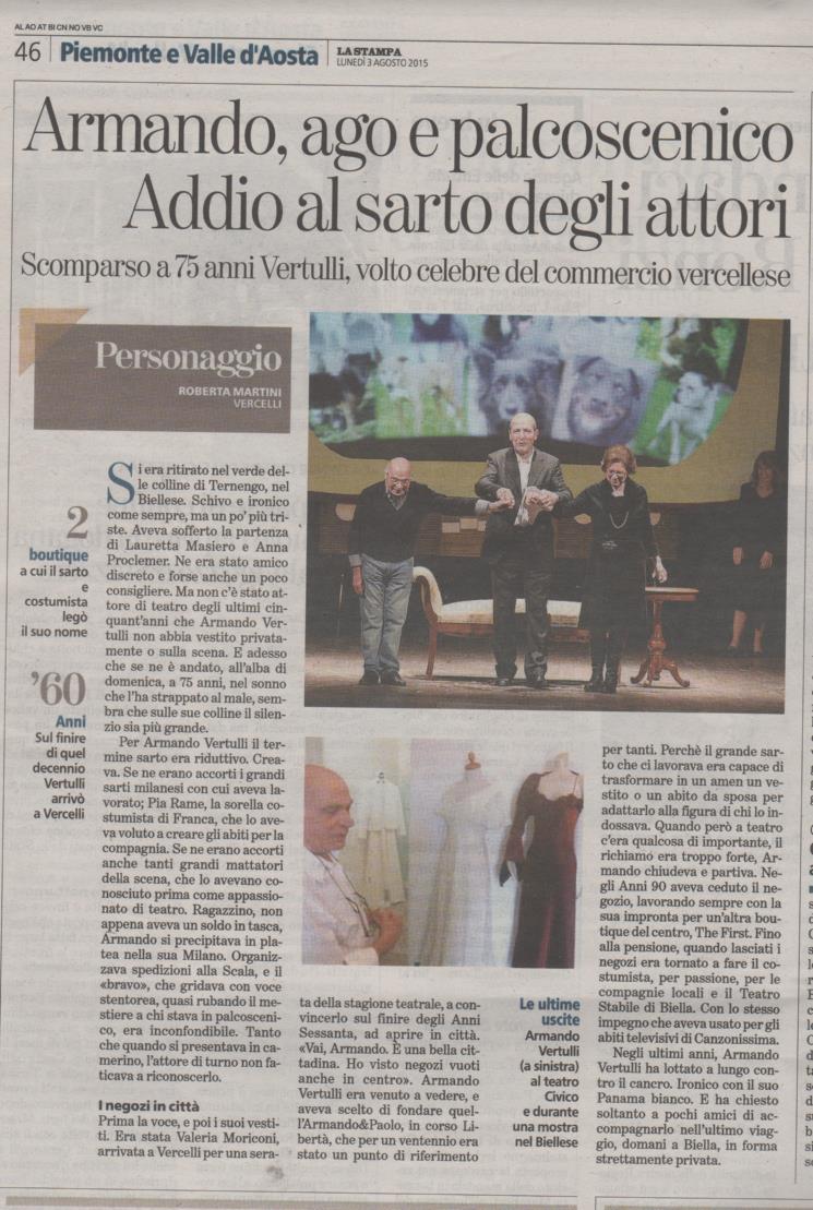 Armando la Stampa